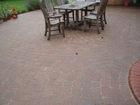 Patio Cleaning image
